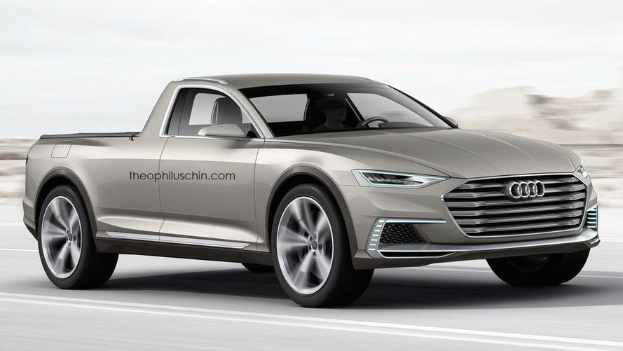 Audi'nin Avustralya Patronu Volkswagen temelli bir pikabın ilginç olacağını düşünüyor