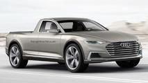 Un pick-up de luxe Audi peut-il être vraiment considéré?