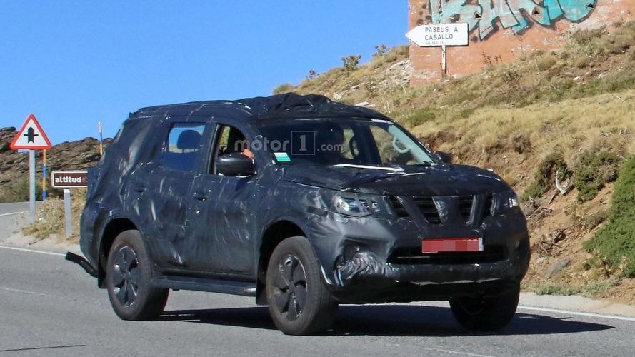 Nissan Navara SUV 2018 Pekin Otomobil Fuarı'nda tanıtılacak