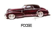 1935 Cadillac by Chip Foose