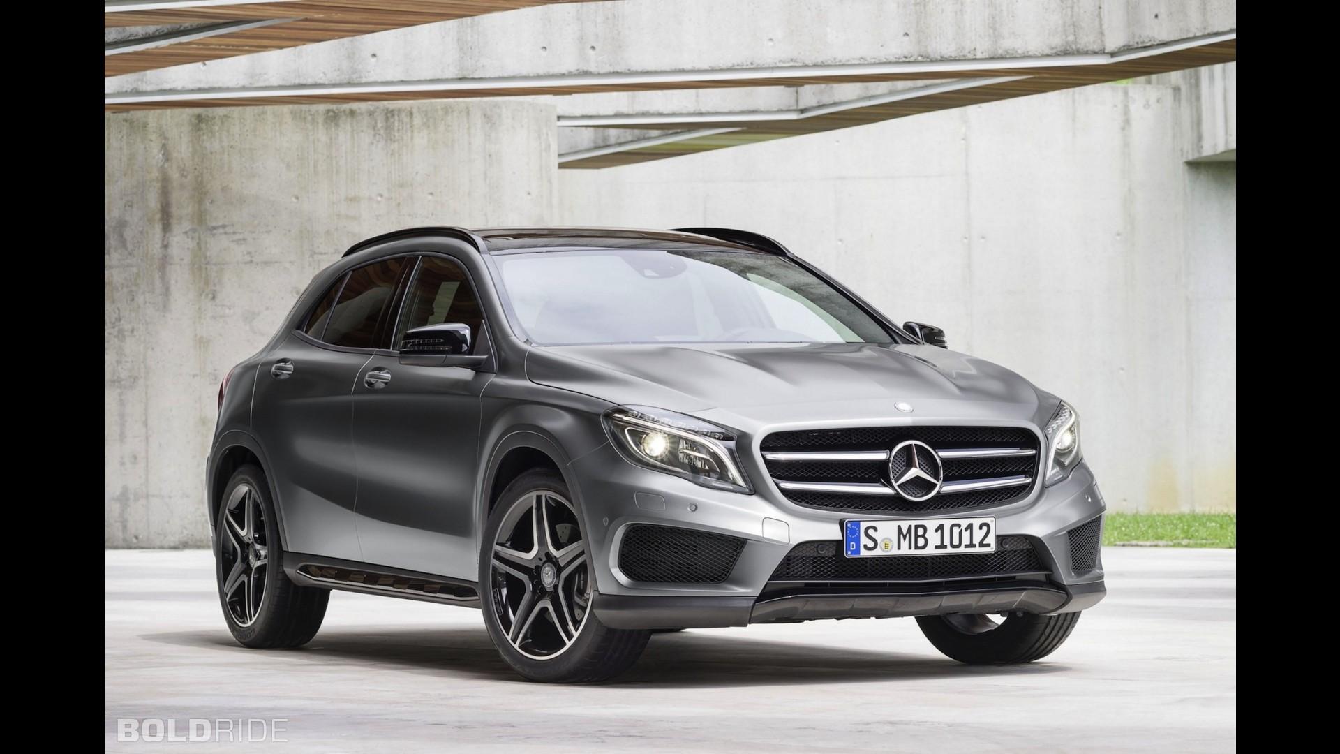 Mercedes benz gla for Mercedes benz official site usa
