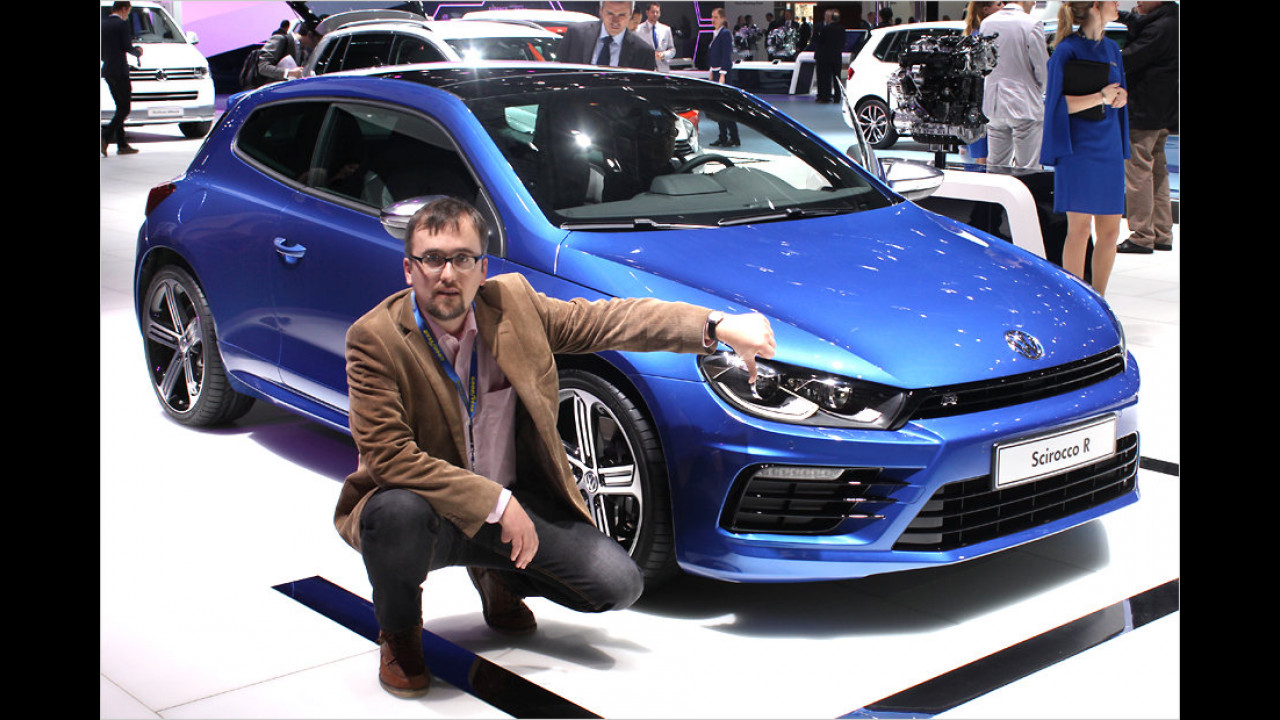 Flop: VW Scirocco