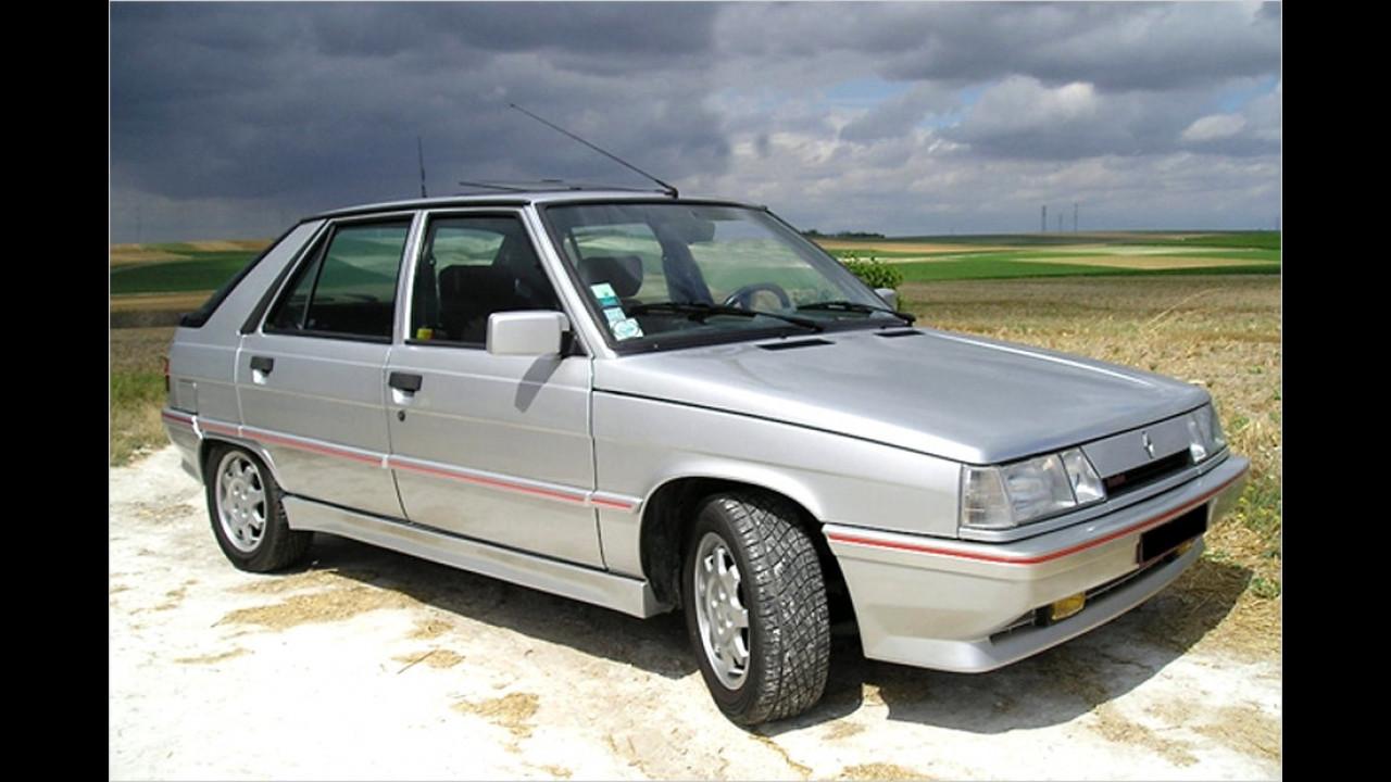 Renault 11 (Im Angesicht des Todes, 1985)