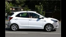 Erwischt: Ford Ka