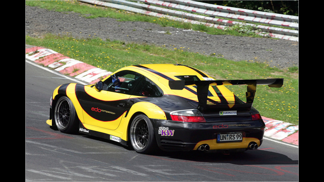 Edo Competition GT2 RS