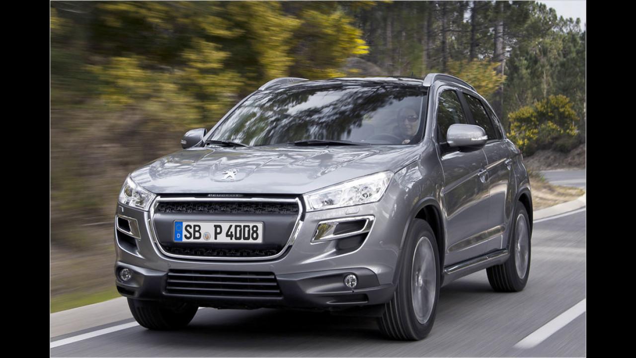 Peugeot 4008 HDi 115
