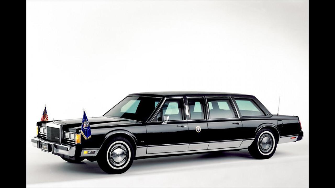 Cadillac gegen Lincoln