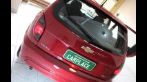 Garagem CARPLACE recebe o Chevrolet Celta 2012 para avaliação