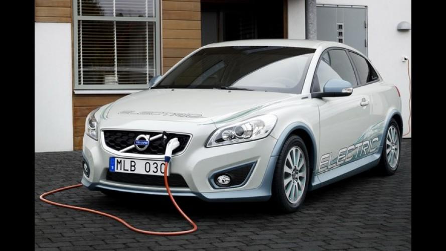Volvo desenvolve Kers e pensa em compacto elétrico ou híbrido