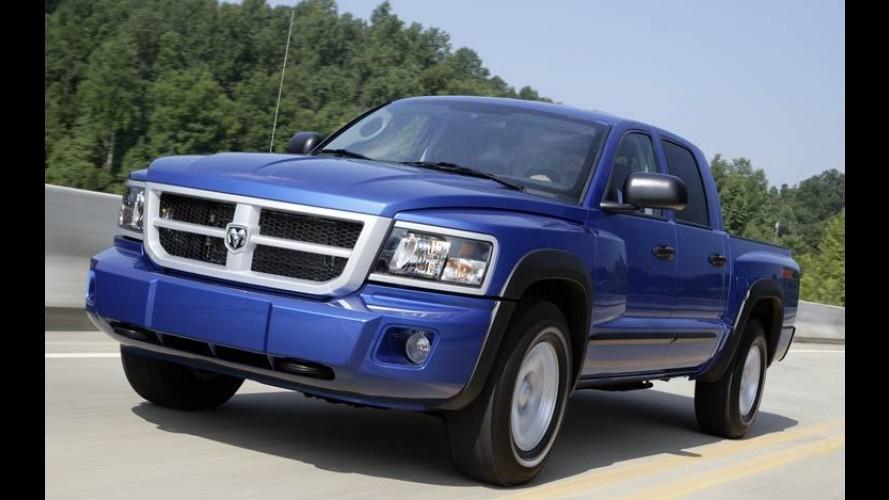 Dodge Dakota poderá ter sucessora, confirma CEO da Chrysler