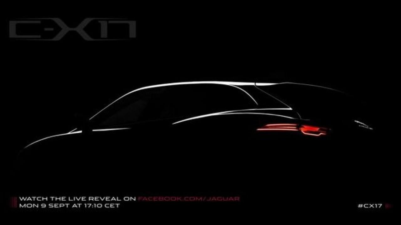 Jaguar C-X17: conceito do futuro SUV tem o primeiro teaser revelado