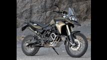 Nova BMW R1200 GS 2013 chega ao Brasil em abril - F800 GS reestilizada vem em março