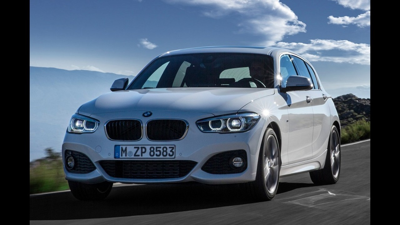 Nacional ainda em 2015, novo BMW Série 1 já tem comercial na Europa - vídeo
