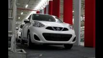 Nissan inaugura fábrica em Resende (RJ) com New March - meta é 5% do mercado