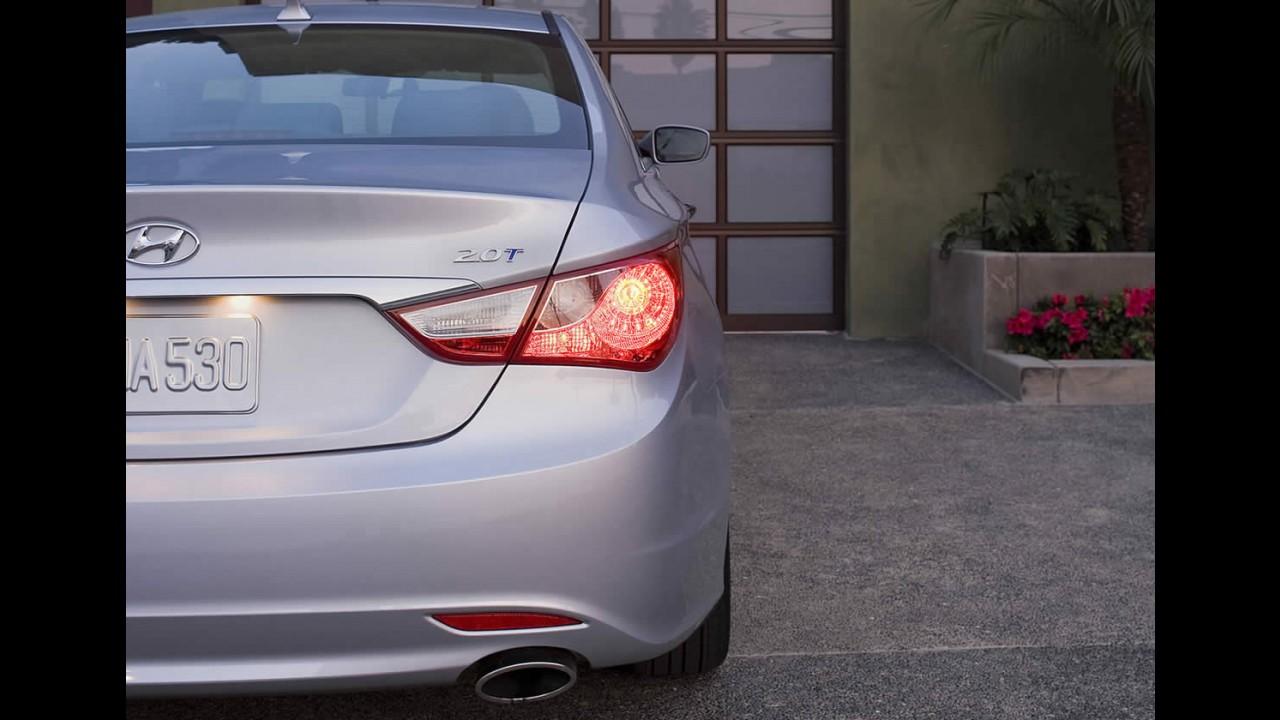 Hyundai Sonata: problemas na coluna de direção podem afetar vendas nos EUA