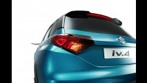 Salão de Frankfurt: Suzuki iV-4 Concept antecipa futuro crossover maior que o Jimny