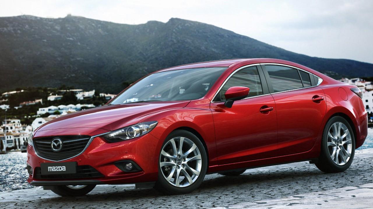 Mazda aposta em novos modelos para crescer na Europa