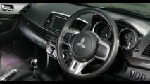 Mitsubishi Lancer Evolution X FQ-400 - Versão vai de 0 a 100km/h em apenas 3,8 segundos