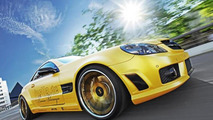 Mercedes-Benz SL 55 AMG Liquid Gold by fostla.de