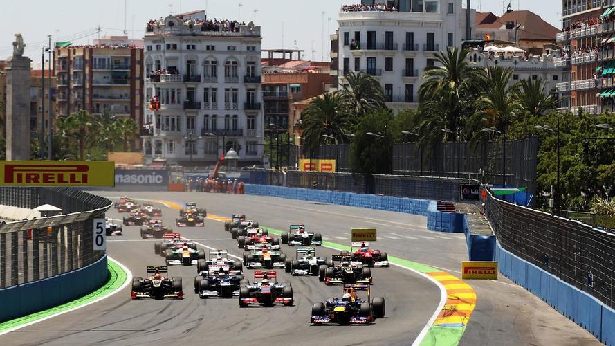 No penalty as Valencia breaks F1 contract