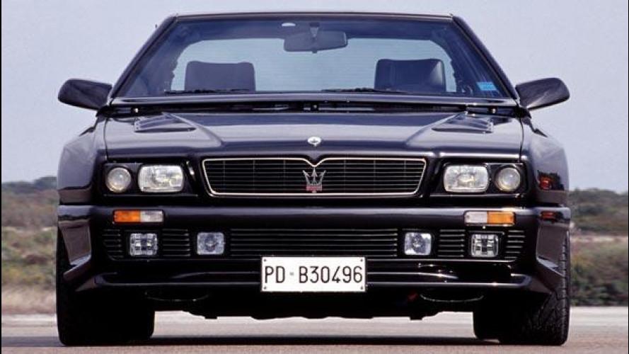 Maserati, un secolo del Tridente