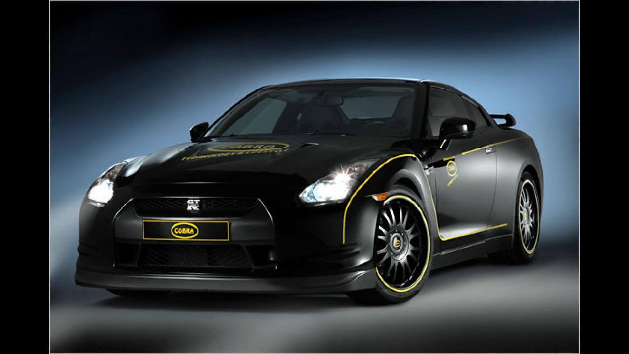 Erstarkter GT-R
