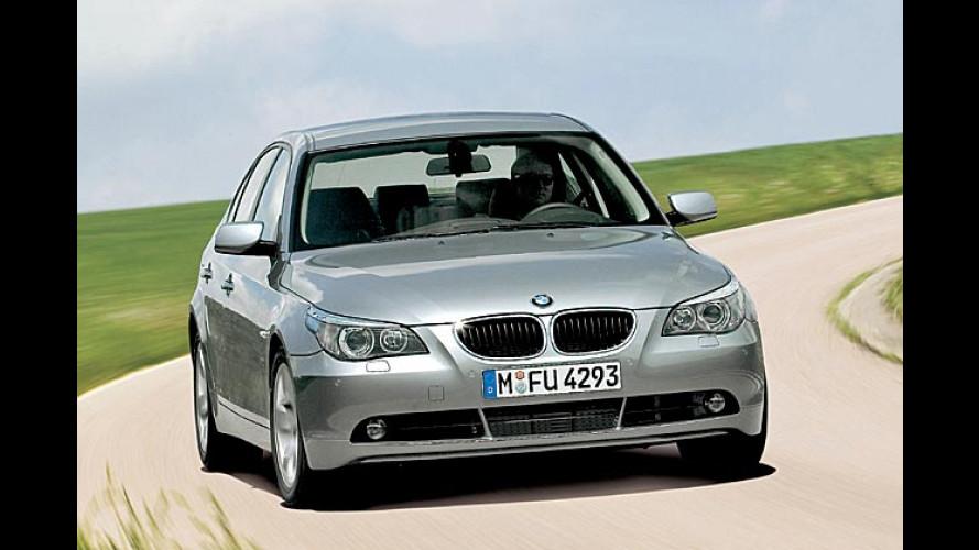 BMW 535d: Im Herbst kommt die doppelte Turbowucht