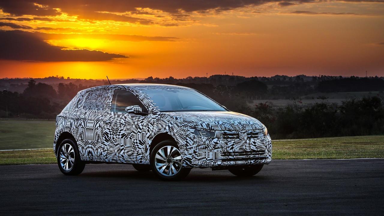 VW Polo - Teaser