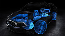 218 Acura RLX Sport Hybrid