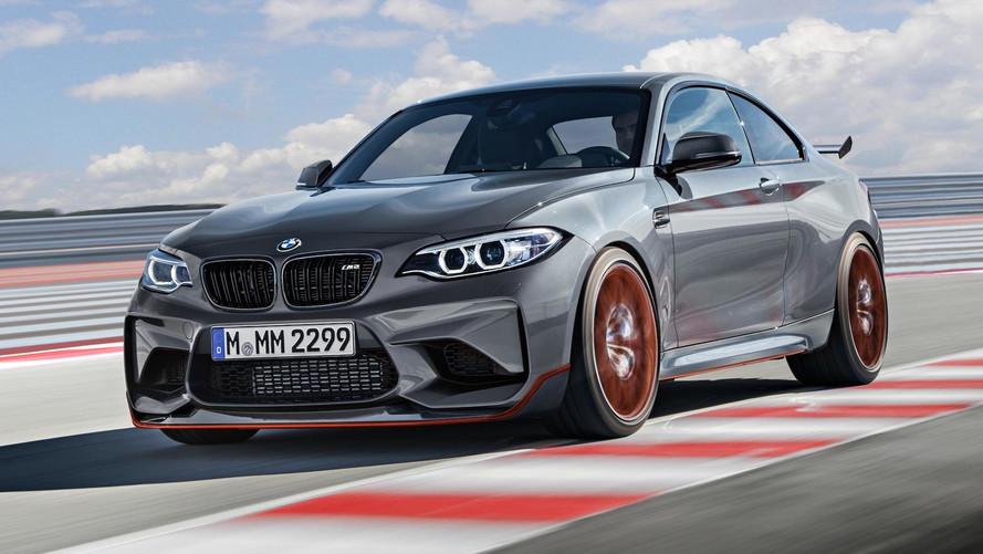 Design - Voici à quoi pourrait ressembler la BMW M2 GTS