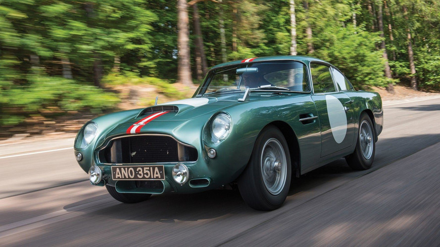 Ya sabemos el precio del Aston Martin DB4GT subastado en Monterey
