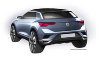 VW T-Roc 2018 - Teasers oficiais