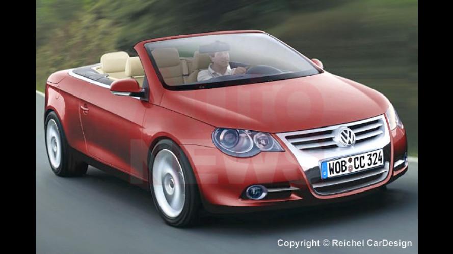Volkswagen: Neues Cabrio feiert auf der IAA Premiere