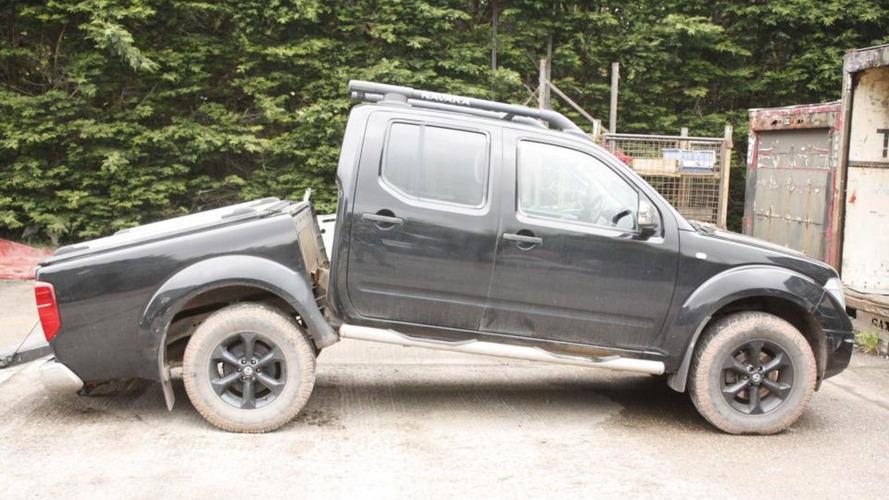 Nissan urged to recall Navara pickup due to chassis cracks