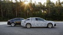 2017 Opel Insignia Grand Sport prototipi