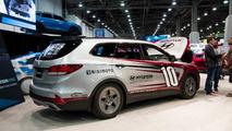 Hyundai Bisimoto Santa-Fast SEMA 2016