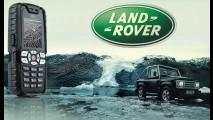 Off-Road conectado: Land Rover lançará inédito smartphone em 2017