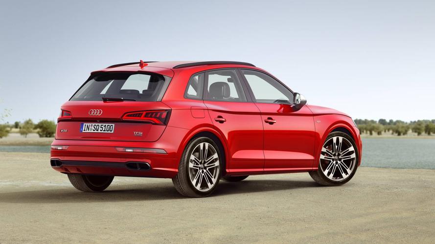Tarif salé pour le nouveau Audi SQ5