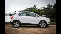 Figurante no Brasil, Tracker já é o segundo SUV compacto mais vendido dos EUA