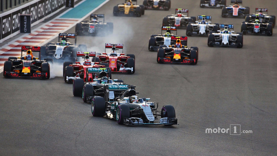 Regional Break-Up Of F1 Calendar Put On Hold