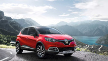 Renault Captur rojo