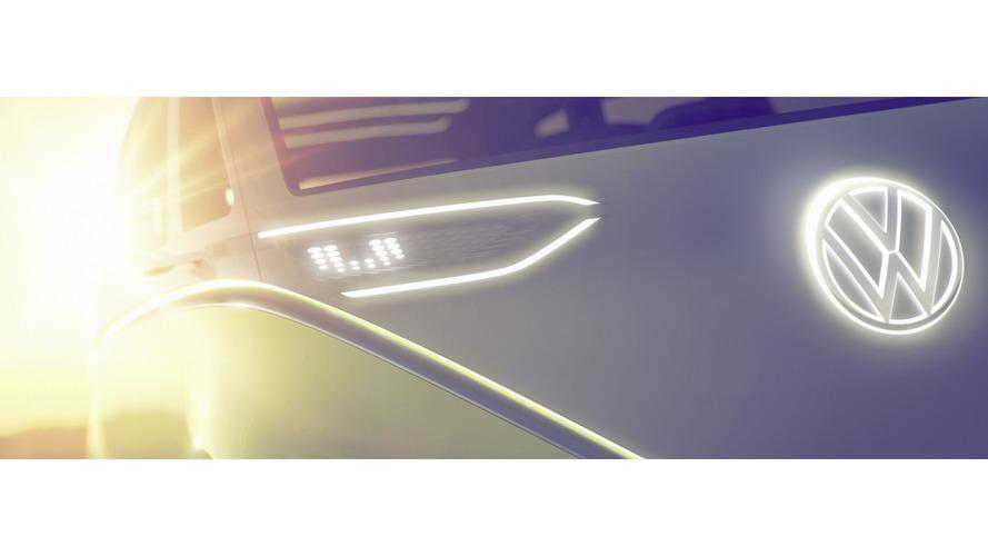 Nova VW Kombi elétrica estará em Detroit como família I.D.