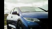 Honda Civic ganha versão Sport com visual inspirado no Type R na Europa