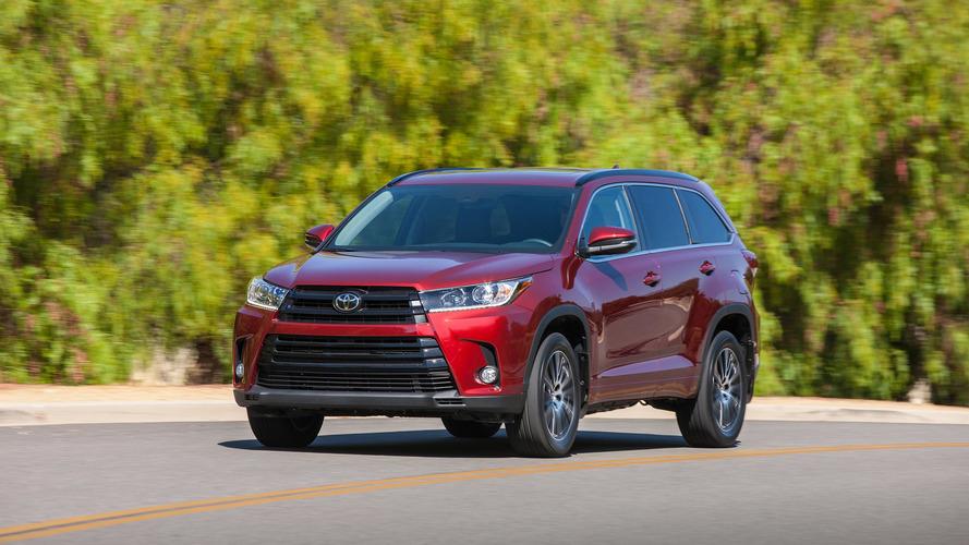 2017 - Toyota Highlander