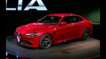 Alfa Romeo terá dois SUVs baseados na plataforma do Giulia
