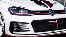 VW Golf GTI Oettinger TCR Germany Street
