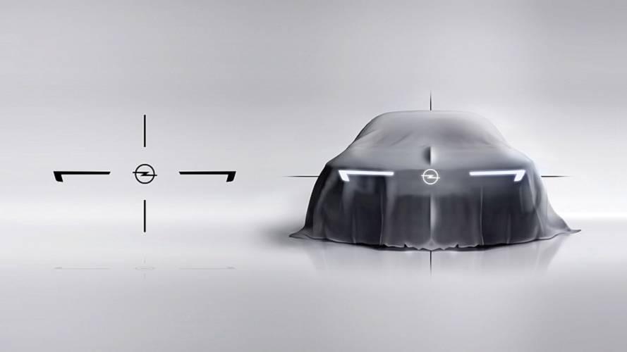 Opel's Teasing A Brand New Design Language