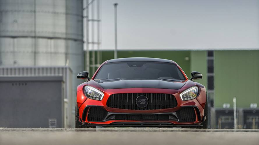 Mercedes-AMG GT S de Prior Design