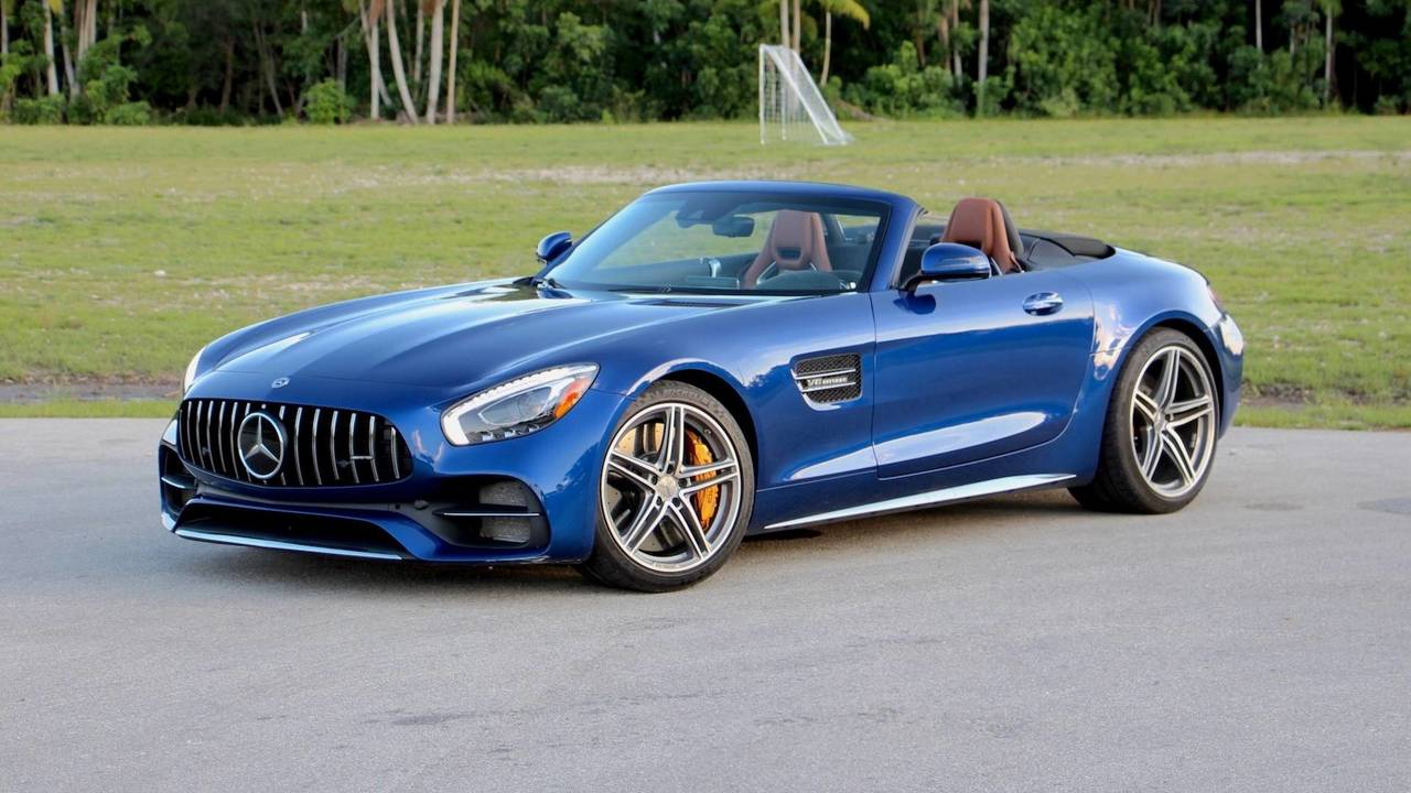 2018 mercedes amg gt c roadster review photos. Black Bedroom Furniture Sets. Home Design Ideas