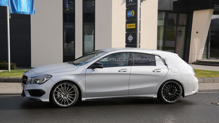 Mercedes-Benz CLA Shooting Brake on sale January 15, deliveries start March 1